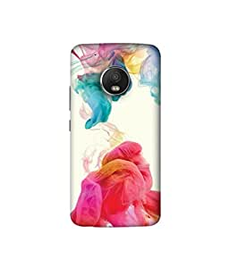 Kaira Printed Designer Soft Silicone Back Case For Motorola Moto G5 Plus (427)