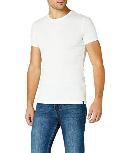 Trigema Herren T-Shirt, Weiß, M, 602201_001