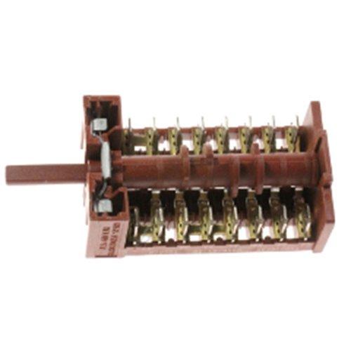 Conmutador Selector horno cocina 7posiciones 263900054Ex