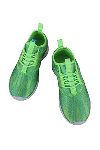 Nike Wmns Juvenate Print, Chaussures de Sport Femme, Taille Ghost Green/Photo Blue/Hyper