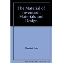 The Material of Invention: Materials and Design