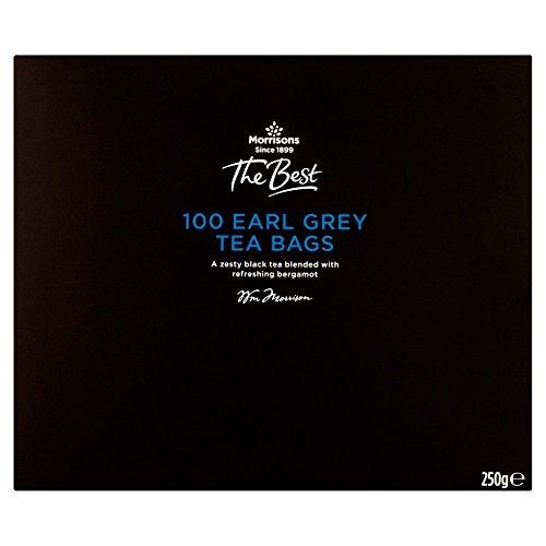 Morrisons The Best Earl Grey Tea Bags, 250 g