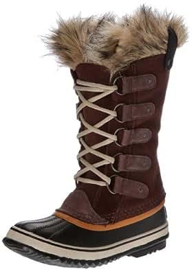sorel joan of arctic hawk damen stiefel 40 eu schuhe handtaschen. Black Bedroom Furniture Sets. Home Design Ideas