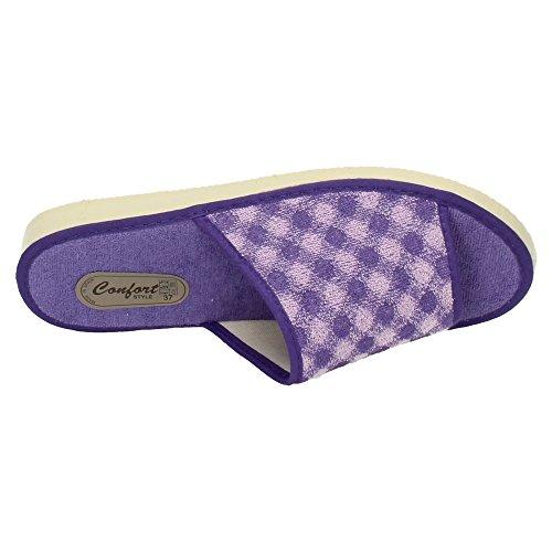 GEMA GARCIA, Pantofole donna Viola