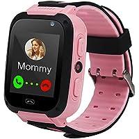 Justdolife Phone Watch Kreative Smart Watch Touch Screen Uhr für Kinder