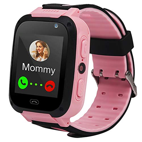 Justdolife Phone Watch Kreative Smart Watch Touch Screen Uhr für Kinder