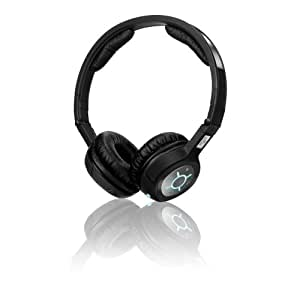 Sennheiser Portable Mini On-Ear Headphones with Bluetooth for iPod/iPhone/MP3 Devices - Black