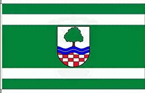 Bannerflagge Zeuthen - 80 x 200cm - Flagge und Banner
