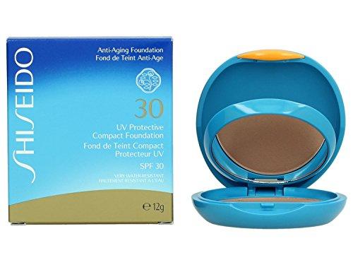 Spf 12 Gesichts-lotion (Shiseido KS40293 Sun Protective Compact Foundation SPF 30 unisex, Sonnenmakeup 12 g, 1er Pack (1 x 0.083 kg))