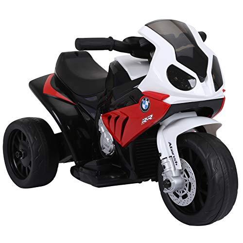 Homcom Moto électrique pour Enfa...