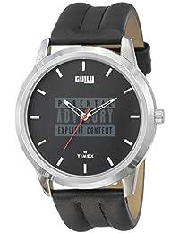 Gully by Timex Hip-hop Analog Black Dial Men's Watch-TWEG15020