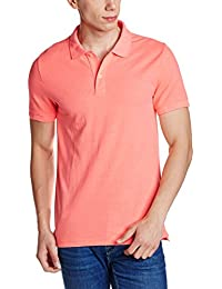GAP Men's Short Sleeve Solid Pique Polo
