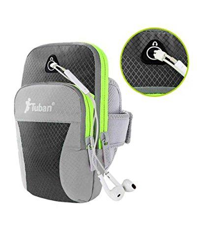 Bluestercool Outdoor-Sportarten wasserdichte ARM Tasche zum Running/Fitness/Radfahren - Multicolor D1