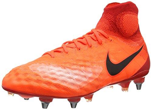 bas prix 0c326 34ec5 Nike Magista Obra II SG-Pro, Mens Football Boots, Orange ...