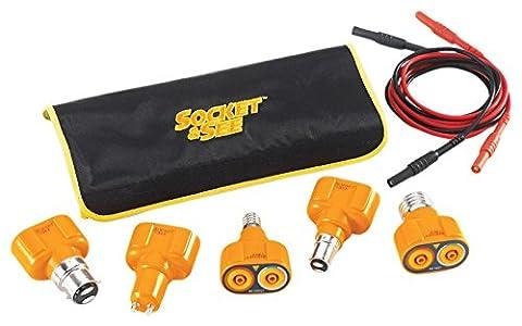 Sockel & siehe ltkit10Lampe Test Adapter