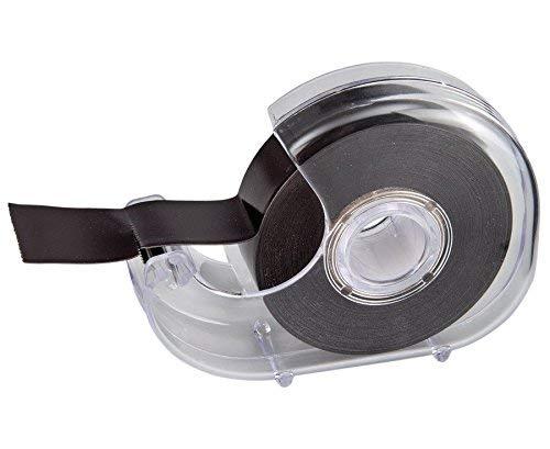 Betzold 78566 – Magnetisches Klebeband auf Abroller – Magnet- Klebeband, -Streifen, -Tape, 8 Meter