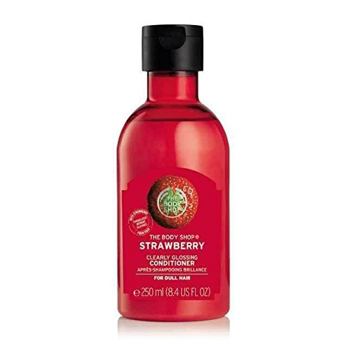 The Body Shop Strawberry Clearly Glossing Conditioner (250ML)
