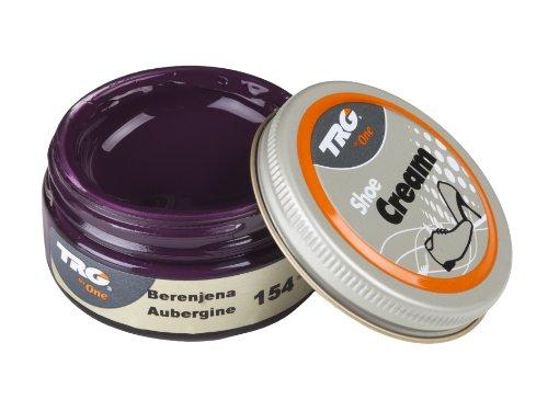 Trg Thoe One Unisex-Erwachsene Shoe Cream Schuhe & Handtaschen, Violett (154 Aubergine), 50 mL -
