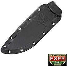 ESEE - Randall's Adventure Harte Mantel Messer Esee Knives Modell für 6 schwarz Molded-Mantel