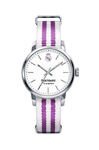 Reloj Oficial del Real Madrid Caballero 40969-79 Viceroy