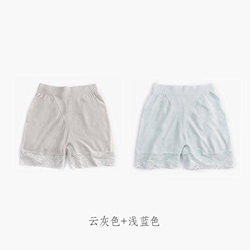YMFIE La Sra. cómodo y transpirable anti stealth slim underwear 2,U