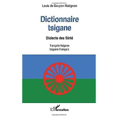 Dictionnaire tsigane: Dialecte des Sinté - français-tsigane /tsigane -français