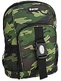 HI-TEC Camo Junior Kids Rucksack Backpack Camouflage