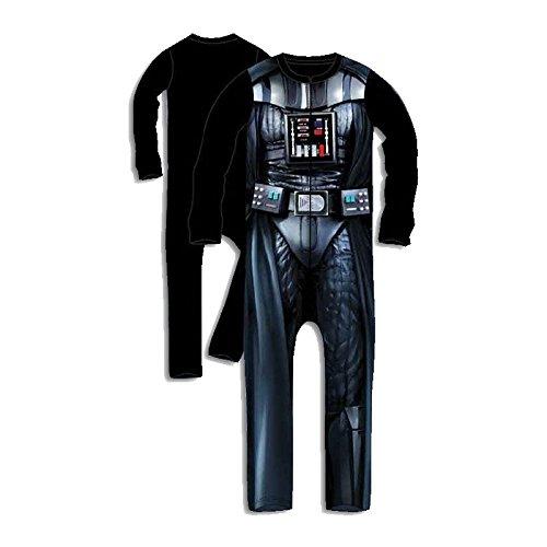 Offiziell lizenziert von Star Wars Darth Vader, Dress Up Onsie (Nr. Helm oder Umhang)