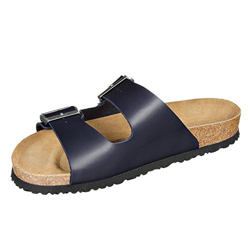 JOE N JOYCE London SynSoft sottopiede morbido sandali Normale Blue