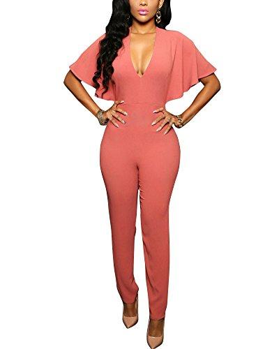 saideng-nueva-mujer-marmol-sin-tirantes-mono-jalonazo-pelele-bodysuit-peplum-fiesta-tamano-pink-s