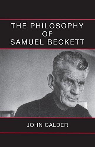 Philosophy of Samuel Beckett por John Calder