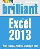 Brilliant Excel 2013 (Brilliant Computing)