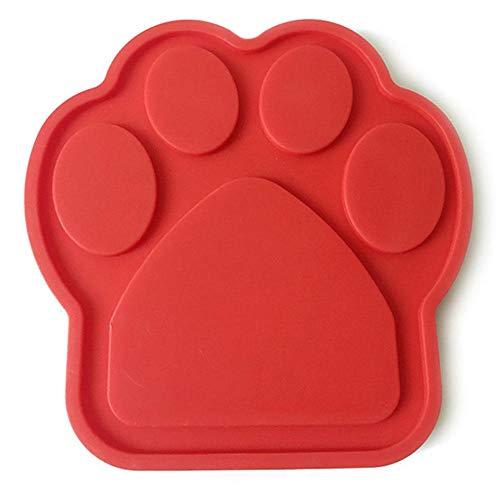 AUOKER Hunde-Bade-Spielzeug, Spielzeug für Hunde zur Ablenkung, langlebiges und Hochwertiges Hunde-Badezubehör, Macht Das Baden einfach und lustig.
