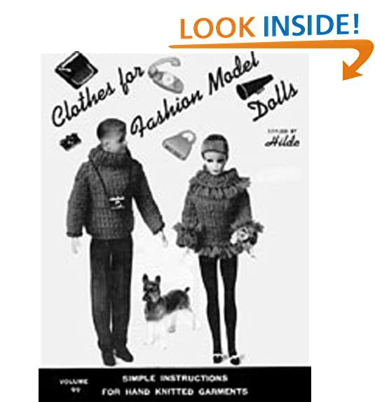 Knitting Patterns Dolls Clothes Amazon