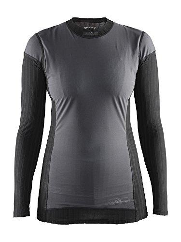 Craft Damen Unterwäsche Active Extreme 2.0 WS CN LS W, Black, XL