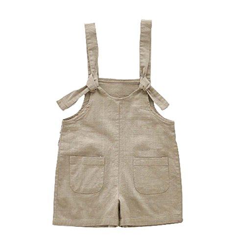 famesale Baby Boy Girl Overall Jeans Kind Harem lose Haken Hosen Kinder Hosenträger