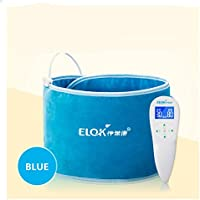 ELOK Elektro Hot Compress Pflege Taillen-Band / Far Infrared intelligente Temperaturregelung Timing-Warm-Gurt... preisvergleich bei billige-tabletten.eu