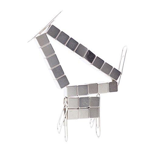 Neodym Magnet Würfel 10mm 10x10x10 mm N45 20 Stück Pinnwand hält 5,41 stark