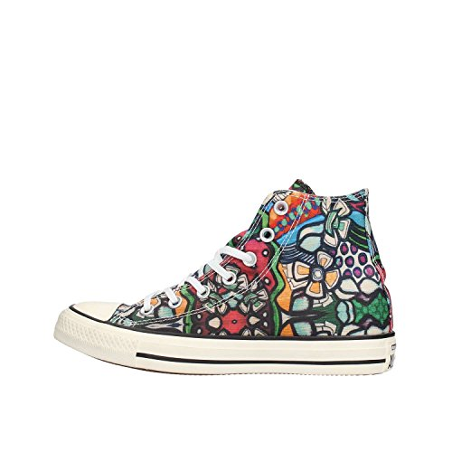 All Star Hi Can Graphics Unisex rosa