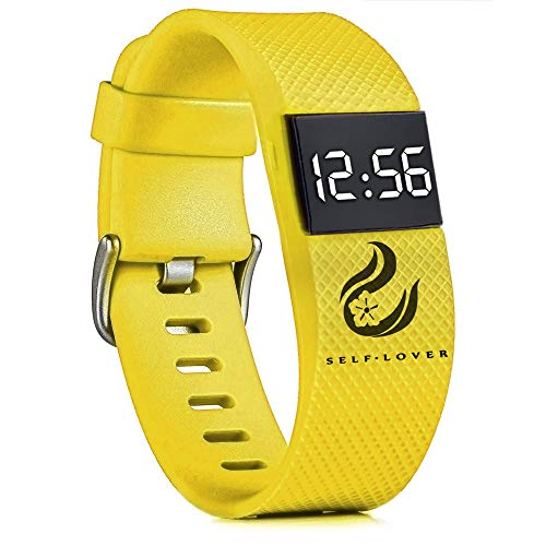 TTLOVE Digital Sportuhr Fitness Armband Mode Digital Led Uhr Unisex Armbanduhren Watch Wasserdicht Uhren FüR Damen Herren Outdoor Laufen - Watch Damen Aviator