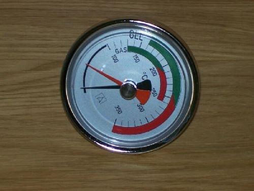 Fumée gaz Capteur de température Contrôleur Longueur 100mm