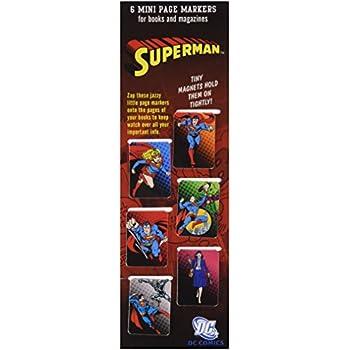 charmant Illustr/é 31127/Marque-page magn/étique Super H/éros Lot de 3 Signet magn/étique Moses