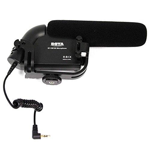 Cablematic–Flotador de micrófono unidirectionnel BY-VM190