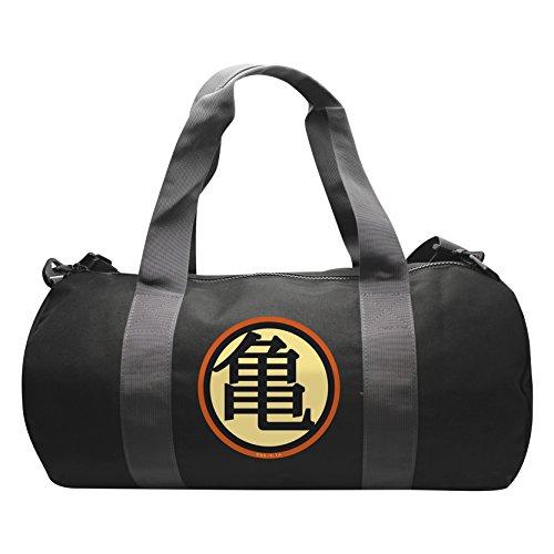 ABYstyle Abysse Corp_ABYBAG266 Dragon Ball - Bolsa de Deporte con Símbolo de DBZ/Kame