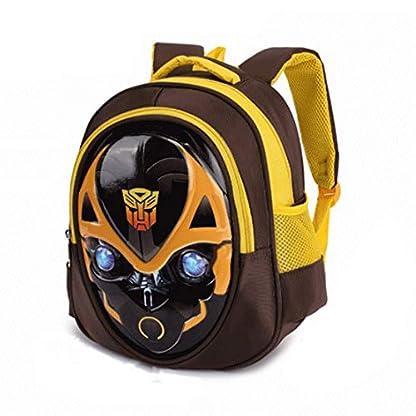41KQ1x8iiUL. SS416  - Abejorro Transformers Capitán América Mochila Escolar Para Niños Mochilas Para Adolescentes Para Niños Y Niñas Mochilas Escolares