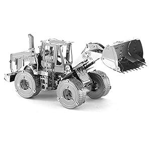 Metal Earth MMS274 Star Wars Modelo 3D, Lanzadera Imperial de Krennic, Metal, 12 x 17 cm