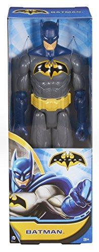 Batman- Figura Negro, Colores Surtidos, Miscelanea (Mattel CDM63) 5