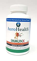 AuroHealth Immunx - 60 Capsules
