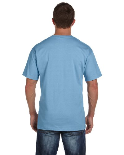Fruit of the Loom T-Shirt Baumwolle mit 3931P Light Blue