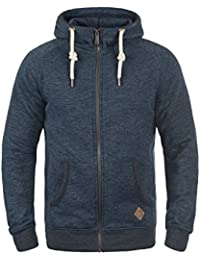 SOLID Vitu Zip-Hoodie - veste à capuche - Homme